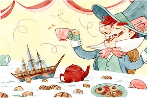 Rebel Brew: What The Boston Tea Party And The Mad Hatter Had In Common