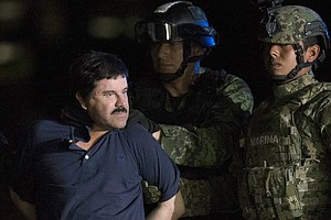 Interview With 'El Chapo' Draws Backlash From Mexican Jou...