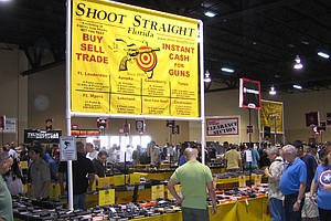 How Obama's Proposals Are Playing Out At Gun Shows