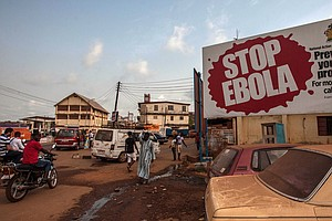 Sierra Leone Reports Ebola Death, 1 Day After Outbreak Declared Over