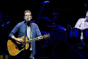 Glenn Frey, Guitarist And Songwriter For The Eagles, Dies...