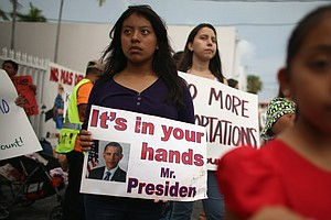Supreme Court To Review If Obama Immigration Actions Were 'Faithfully Executed'