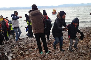 After Drownings, Greece-Bound Migrants Who Survived The J...
