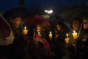 As Questions Swirl, Italy Mourns Death Of Italian Student...