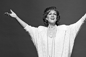 'Ghost' Soprano Marni Nixon, Who Voiced Blockbuster Music...