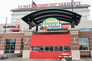 In Flint, Mich., Moving The Farmers Market Drew More Poor Shoppers