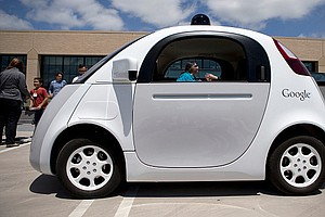 What's Next For Self-Driving Cars?