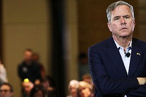 As Bush Campaign Goes Down, The Knives Come Out