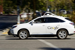 Google Makes The Case For A Hands-Off Approach To Self-Dr...