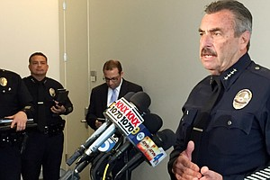 LAPD Reports Shooting 38 People In 2015; A Third Of Cases Involved Mental Ill...