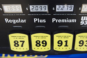 Gas Prices Pop Up Despite Historic Supplies Of Oil. Blame...