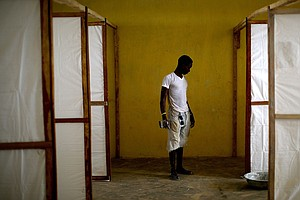 Ebola: We May Have Won The Battle But We Haven't Won The War