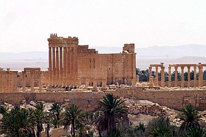 Syria Says Its Troops Have Retaken Palmyra, Held By ISIS Since May