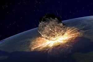 Scientists Set To Drill Into Extinction-Event Crater In M...