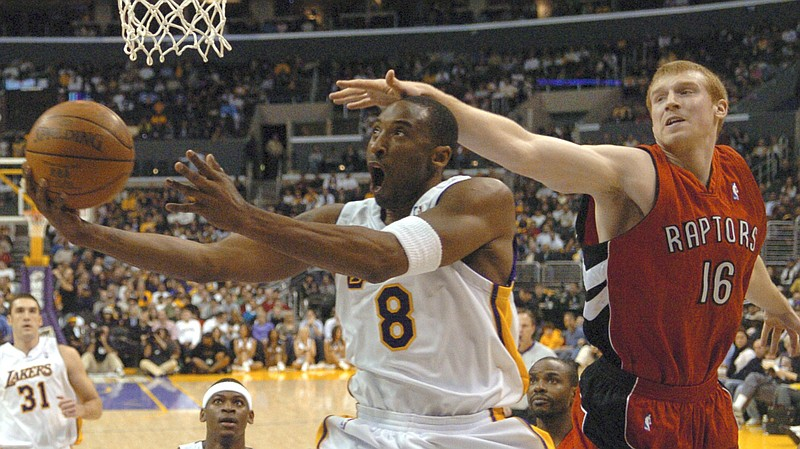 On Jan. 22, 2006, Los Angeles Lakers' Kobe Bryant scored 81 points against th...