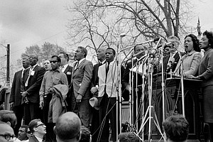 Who Owns 'We Shall Overcome'? All Of Us, A Lawsuit Claims