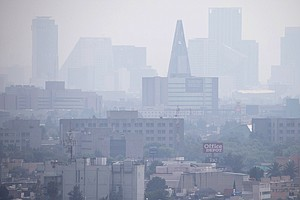 In Mexico City, The Return Of Terrible Smog