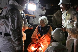 After Powerful Quakes, An Even Stronger Temblor Strikes S...