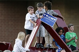 What Are Kids Learning From This Presidential Election?