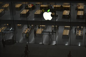 Apple's Movies And Books Services Are Closed In China