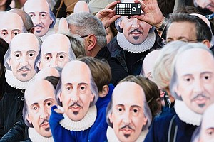 Worldwide Celebrations On The 400th Anniversary Of Shakespeare's Death