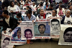 Mexico Accused Of Torturing Suspects In Missing Students Probe