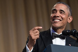 President Obama Has His Last Laughs At 2016 White House Correspondents' Dinner