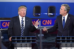 Jeb Bush Won't Vote For Trump: 'I Cannot Support His Candidacy'