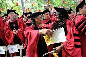 Job Growth Might Be Slowing Overall — But It's Surging For New College Grads