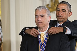 President Obama Honors 13 Law Enforcement Officers With Medal Of Valor