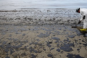 Pipeline Company Indicted Over 2015 California Oil Spill
