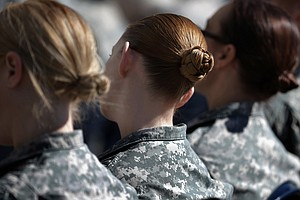 New Report Says Pentagon Not Doing Enough For Sexual Assa...