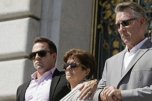 Family of Kate Steinle Files Wrongful Death Lawsuit