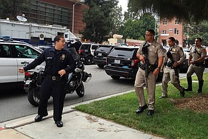 UCLA Emerges From Lockdown After 2 People Are Shot Dead