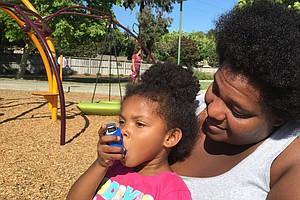 Scientists Seek Genetic Clues To Asthma's Toll In Black Children