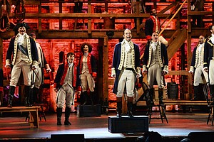 Broadway/San Diego Announces New Season Plus 'Hamilton' D...