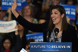 Can Bernie Sanders Boost This Congressional Candidate To ...