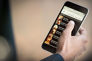 Click For Fewer Calories: Health Labels May Change Online Ordering Habits