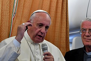 Pope Francis: Church Should Apologize To Gays And Other Marginalized Groups