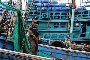 Controversy Follows Thailand's New Ranking In Human Trafficking Report