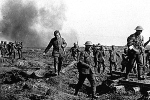 A Century After The Battle Of The Somme, Europe Gathers T...