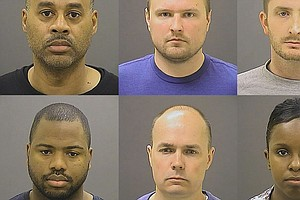 Proceedings To Begin For 4th Baltimore Officer Charged In Freddie Gray's Death