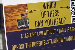 Senate Passes A GMO Labeling Bill That The Food Industry Likes