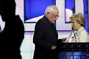 Sanders And Clinton To Rally Together In New Hampshire