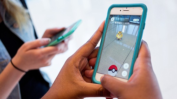 The mobile app Pokémon Go is currently the top-downloaded...