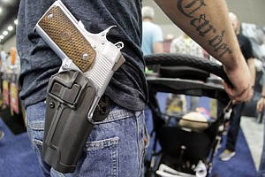 Open-Carry, Concealed-Carry Gun Permits Add To Police Nervousness