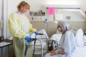Hospital Units Tailored To Older Patients Can Help Preven...