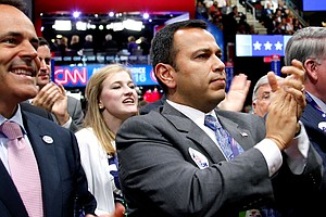 Meet One Of The Few Hispanic Faces Onstage At The RNC