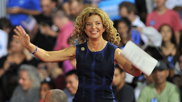 Chuck Todd: Clinton Decision to Employ Wasserman Schultz Not the Best Call