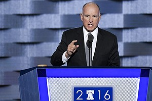 California Gov. Jerry Brown On The Power Of Outsider Politics